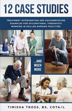 12 CASE STUDIES: Treatment Intervention and Documentation Examples for Occupational Therapists Working in Skilled Nursing Facilities - Payhip Certified Occupational Therapy Assistant, Occupational Therapist, Medical History, Therapy Activities, Study Tips, Case Study, Planer, Nursing, Lungs