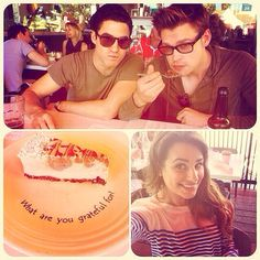 Lea, Chord and Darren