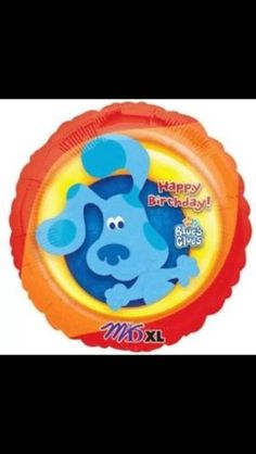 18 inch #blues clues foil mylar balloon #happy birthday party supplies 5 #count,  View more on the LINK: 	http://www.zeppy.io/product/gb/2/181542624536/
