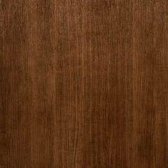 Interior Place - Dark Brown RN1019 Wood Wallpaper, $33.99