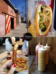 Wurstkuche in LA - gotta try this place