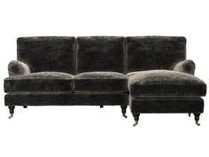 bluebell right-hand chaise in mole roosevelt velvet - http://sofa.s.tomandco.co.uk/shop/sofas/2-seat/bluebell/customize/size/128/fabric/RSVMOL/