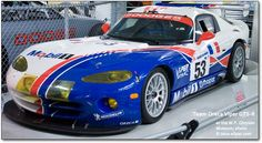 Team Oreca Viper GTS-R - LGMSports.com