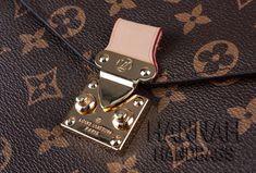 Louis Vuitton Pochette Metis Monogram