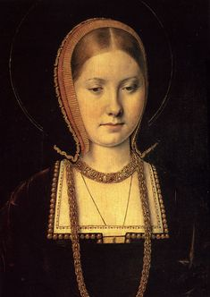 """""""Catherine of Aragon, First Wife of King Henry VIII of England""""......amazing soul"""