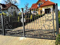 Gorgeous Driveway Gate