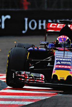 Max Verstappen l Monaco 2015