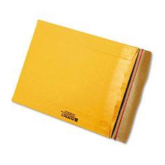 Sealed Air Jiffy Rigi Bag Mailer, Side Seam, #4, 9 1/2 x 13, Golden Brown, 200/Carton (Sealed Air 49389)