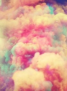 Bellowing Pastel Colors
