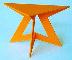Art Deco Cubist side table painted decorative furniture