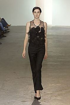 Helmut Lang Fall 2000 Ready-to-Wear Fashion Show
