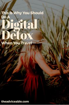 The benefits of a digital detox are many, particularly when it comes to travel. Learn why you should always disconnect while traveling. Career Advice, Relationship Advice, Love Wellness, Digital Detox, Healthy Relationships, Self Improvement, Self Help, Personal Development, Self Love