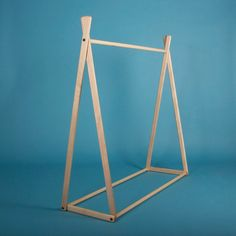 American Maple Clothes Rack