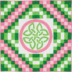 Celtic Circle quilt kit
