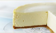 Classic New York Cheesecake : Bake with Anna Olson : The Home Channel