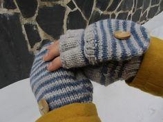 Fingerless Gloves, Arm Warmers, Knitting, Accessories, Fingerless Mitts, Tricot, Breien, Stricken, Weaving