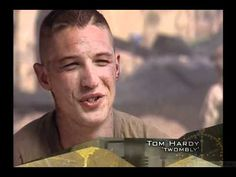 black hawk down - so cute! I love his confusion with the knot tying! :)