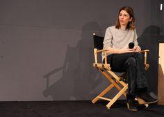 Sofia Coppola - The Apple Store Soho Presents Meet The Filmmakers: Sofia Coppola