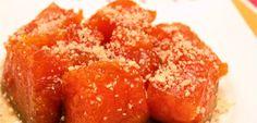#Yummy Kabak Tatlisi #Recipe