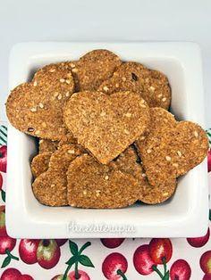 Biscoito Integral ~ PANELATERAPIA - Blog de Culinária, Gastronomia e Receitas