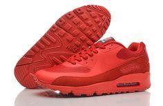 detailed pictures 5d40b 42824 Offriamo Buono Nike Air Max 90 Hyperfuse QS in Vendita Rosso Spirito Scarpe  in Vendita Online