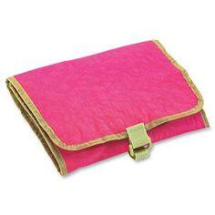 Locker Organizer - Hot Pink/Green from Lillian Vernon