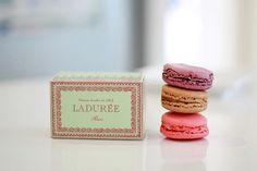 laduree's macarons YES PARIS for many many reasons!