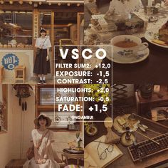 Vsco Photography, Photography Filters, Photography Editing, Lightroom, Feed Insta, Vsco Effects, Best Vsco Filters, Vintage Filters, Vsco Themes