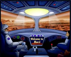 Earth-Mars and back using a magnetic field - News - Bubblews