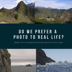 Do we prefer a photo to real life? Slow Travel, Us Travel, Inka Trail, Be Natural, Famous Places, Perfect World, Perfect Photo, World Heritage Sites, Love Photography
