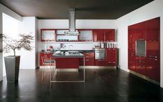 42 fantastiche immagini su Abbinare il pavimento alla cucina | How ...