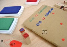 We ♥ craft, craft para regalar y ser regalado!! Scrapbooking para todos! http://idoproyect.com/youdo/we-love-craft/