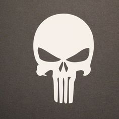 Punisher Decal