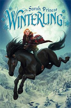 Winterling is a great book for strong girls who love adventure.