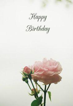 happy birthday wish flower rose