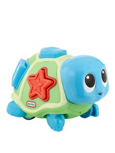 Little Tikes Crawl N Pop Turtle | littlewoods.com