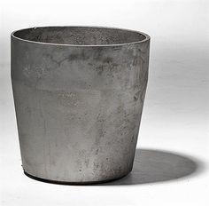 Harvest Planting Pot i aluminium