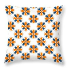 """Colorful Throw Pillows by """"Black Gryphon"""" Studio. Studio Interior, Interior Design, Burberry, Gucci, Colorful Throw Pillows, Pillow Sale, Yoga Mats, Colorful Flowers, Flower Patterns"""