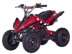 Targos uadriciclo Bull BK