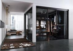 I would be in heaven!!! (Walk-In Wardrobe.)
