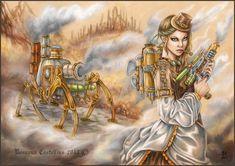 Steam Invasion by RossanaCastellino on DeviantArt