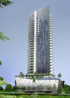 Apartment at Jalan Rajah Singapore Tower Building, Building Structure, Commercial Architecture, Modern Architecture, Residential Building Design, High Rise Building, Apartment Plans, Urban Planning, Condominium