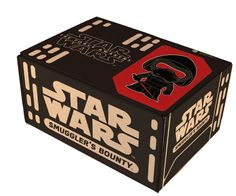 Even Han Solo couldn't imagine more than this!  Star Wars subscription box from Funko.