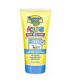 Banana Boat Kids Sunscreen Lotion Spf30 - 236ml, http://www.snapdeal.com/product/banana-boat-kids-sunscreen-lotion/669065858