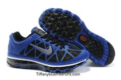 189b9fd40c0a Drenched Blue Metallic Silver-Black Nike Air Max 2011 Boys