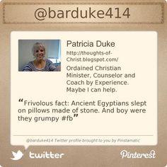 @barduke414's Twitter profile courtesy of @Pinstamatic (http://pinstamatic.com)