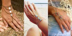 Bransoletki na palec TREND 2015 dużo zdjęć