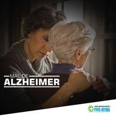 O Mal de Alzheimer é uma doença que se apresenta como demência, ou perda de funções cognitivas (memória, orientação, atenção e linguagem), causada pela morte de células cerebrais. Quando diagnosticada no início, é possível retardar o seu avanço e ter mais controle sobre os sintomas, garantindo melhor qualidade de vida ao paciente e à família. Cuidando com zelo e amor a doença de Alzheimer pode ser bem administrada pelos familiares. #ProAtiva #Doença #Saúde #Alzheimer #Família #Amor