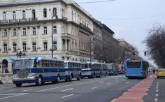 IHO - Közút - Centenáriumi buszünnep a Városligetben Budapest, Street View