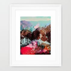 Buy Untitled 20110310e (Landscape) Framed Art Print by tchmo. Worldwide shipping available at Society6.com. Just one of millions of high quality products available.